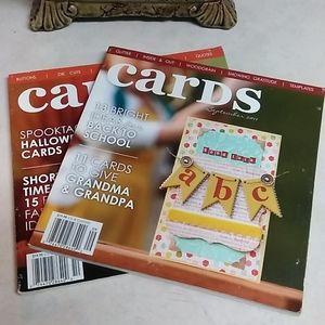 2--, Homemade Cards Craft Books